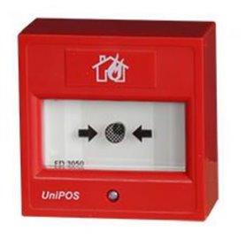 Μπουτόν αναγγελίας πυρκαγιάς MCP3050