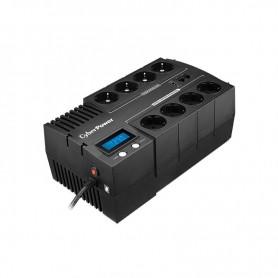 CYBERPOWER UPS BR1000ELCD Line Interactive LCD 1000va Schuko