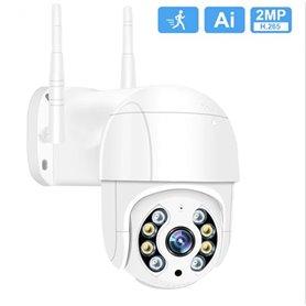 Gocomma PTX5 4x Digital Zoom 1080p Wifi PTZ 3.6mm εξωτερική