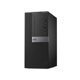 Dell Optiplex 7050 MT - Intel Core i5-6500 - 8GB RAM - 256GB SSD - DVD - Windows 10 Pro English