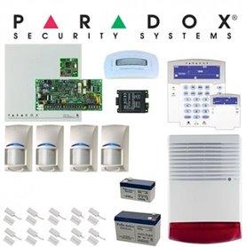 Πακέτο συναγερμού με μονάδα Paradox SP6000 & πληκτρολόγιο Paradox K35